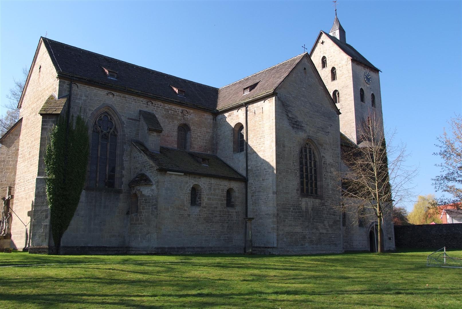 Klosterkirche in Gehrden
