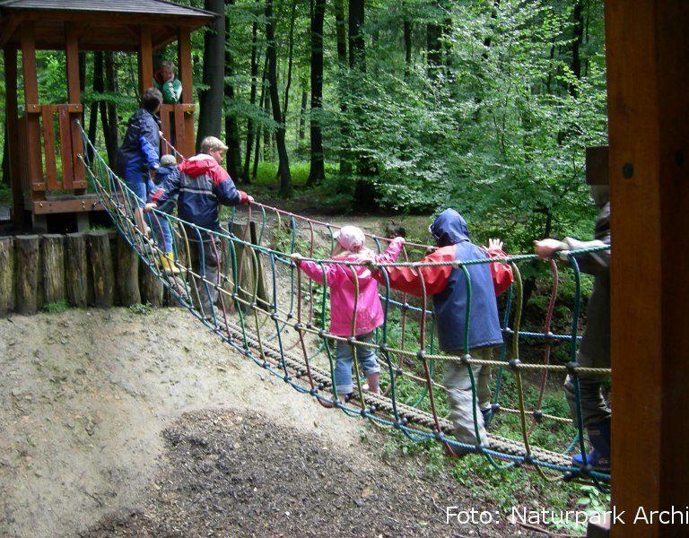 Walderlebnispfad Meerhof