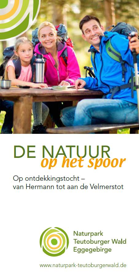 Flyer Entdeckertour (niederländisch)