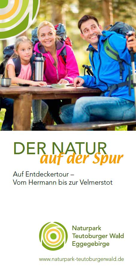 Flyer Entdeckertour (deutsch)