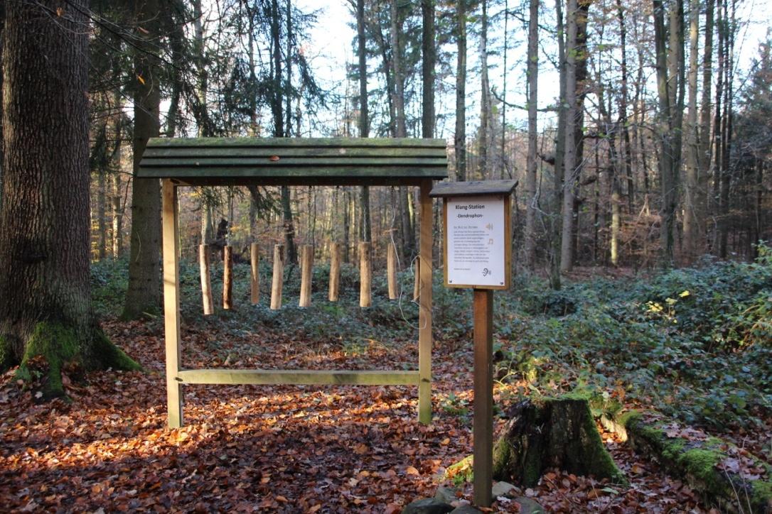 Erlebnispfad Leistruper Wald